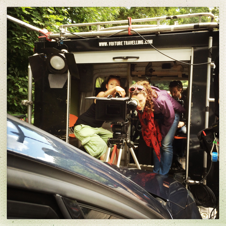 THW - Camera Car